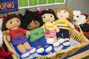 Our early childhood education curruculum includes character education