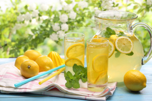 Lemonade Post