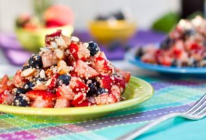 berry-quinoa-salad